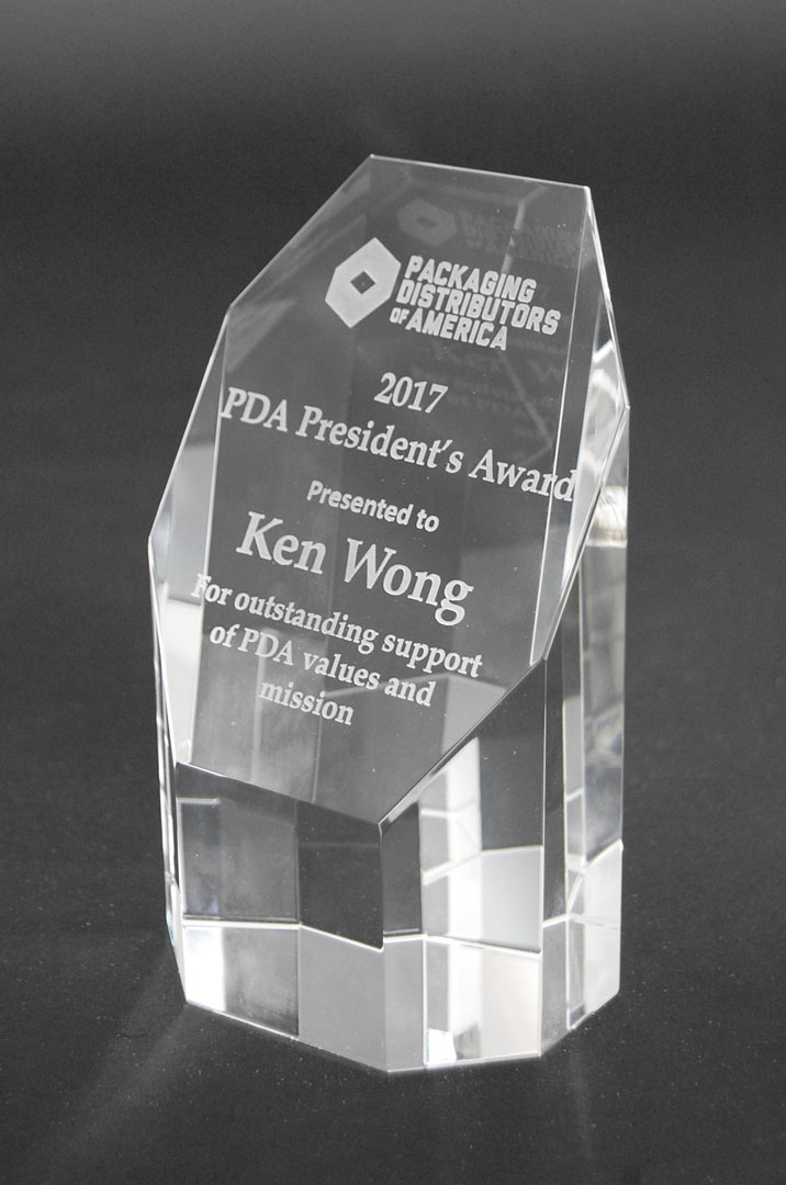 Ken Wong PDA Award 2017