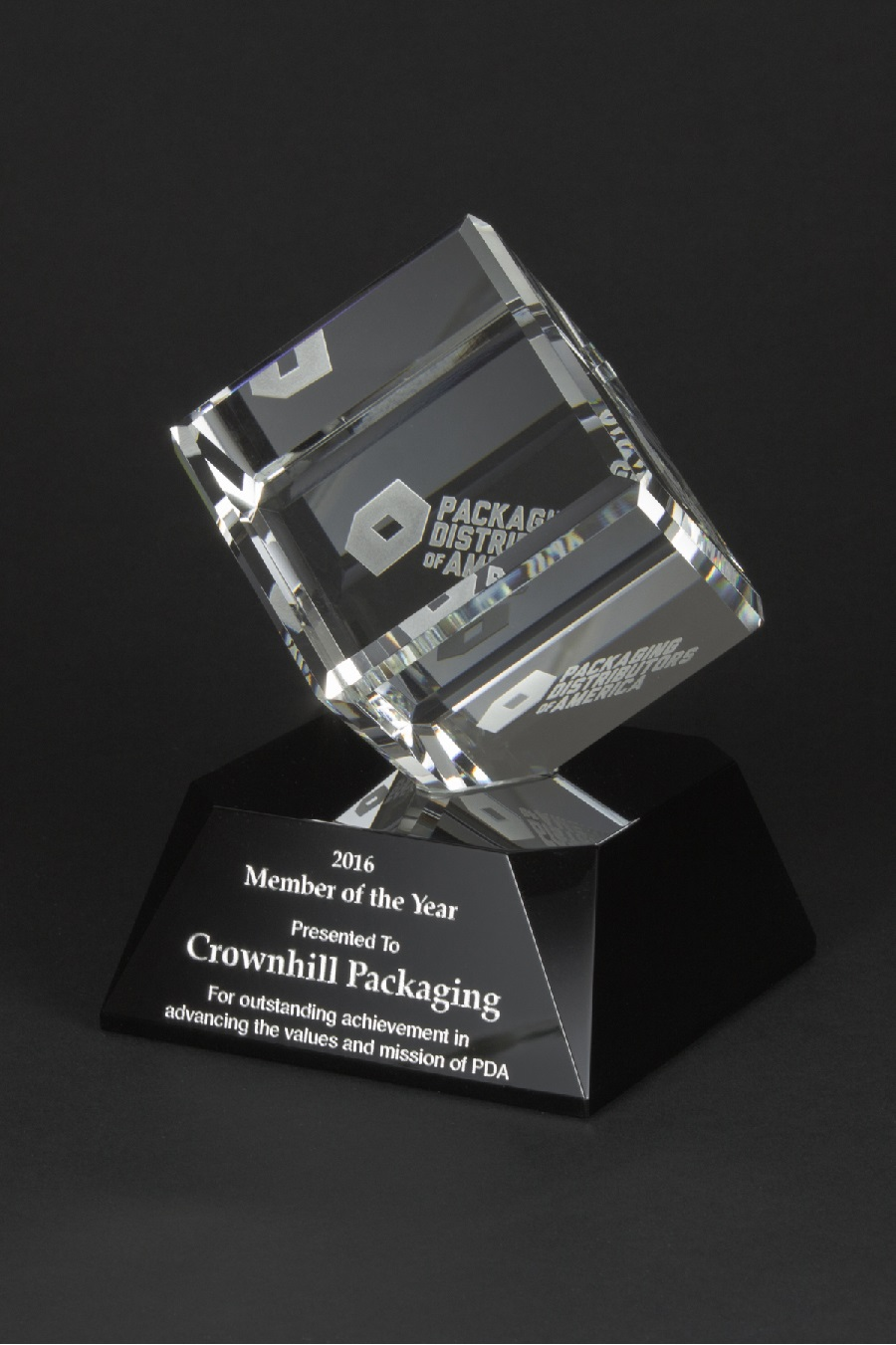 Crownhill Packaging receives 2016 PDA Award